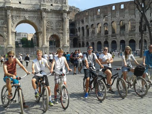 Guided Tour Companies In Rome