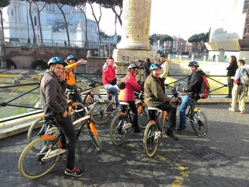 Rome Food Tasting by Bike