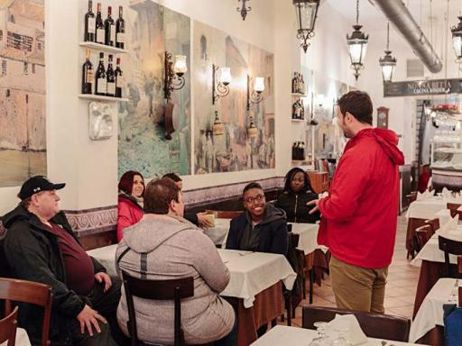 Rome Food Tour with Pizza-Making, Trattoria Tastings & Gelato