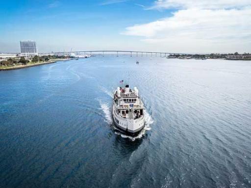 San Diego Harbour Cruise & Sea Lion Adventure