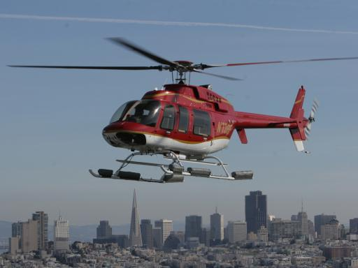 San Francisco Helicopter Tours