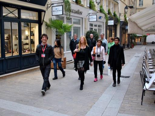 Secret Paris: Cheese, Art & Local Life - Small Group Tour