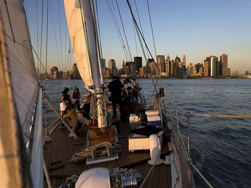 Manhattan By Sail