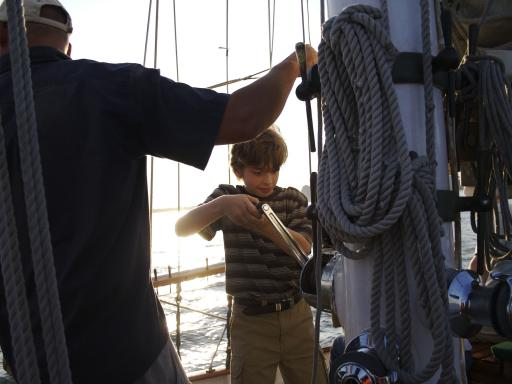 Shearwater Sailing Experience