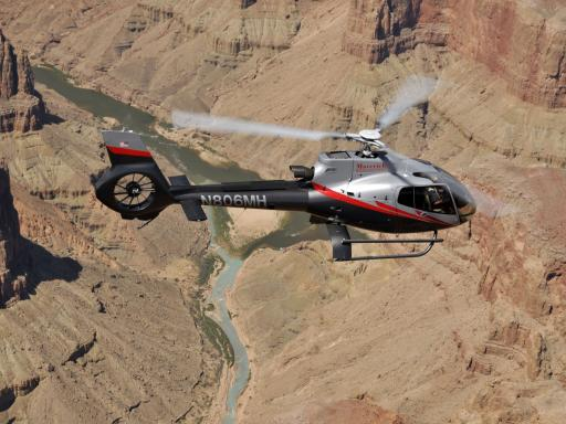 Skywalk Odyssey Grand Canyon Helicopter Flight