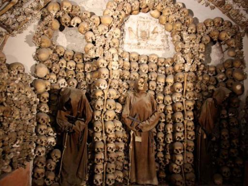 Crypts, Bones & Catacombs