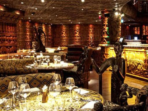 Three Course Meal for Two with Champagne Cocktail at London's Shaka Zulu - Experience Voucher WAS £98 NOW £49