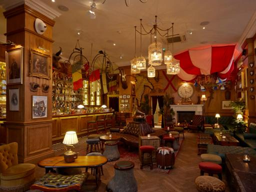 Tipsy Tea for Two at Mr Fogg's Residence, Mayfair - Experience Voucher