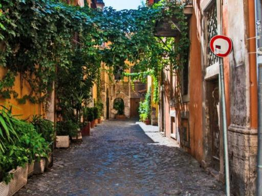 Trastevere: Trends and Tradition - Small Group Walking Tour