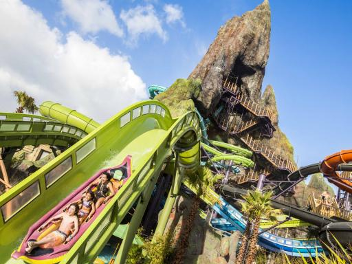 Universal's Volcano Bay™ - Now Open