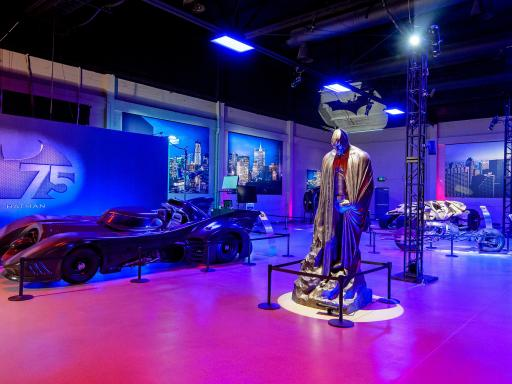 Warner Bros. Studio Tour Hollywood