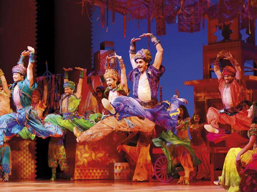 West End Shows - Disney's Aladdin