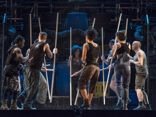West End Shows - Stomp - Standard Ticket