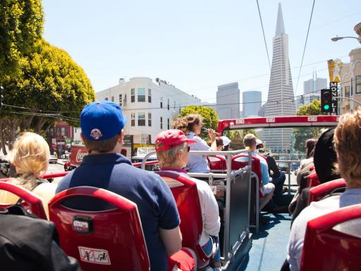 The Wharf Explorer - San Francisco by Bus & Boat