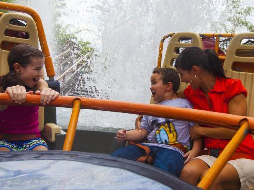 Kali River Rapids Disney's Animal Kingdom