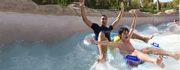 Cool Down at Dubai's hottest Waterparks!