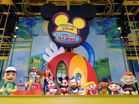 Playhouse Disney Live On Stage Rolie Polie Olie