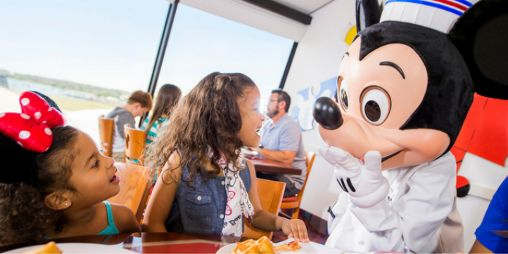 The Best Character Dining Experiences At Walt Disney World