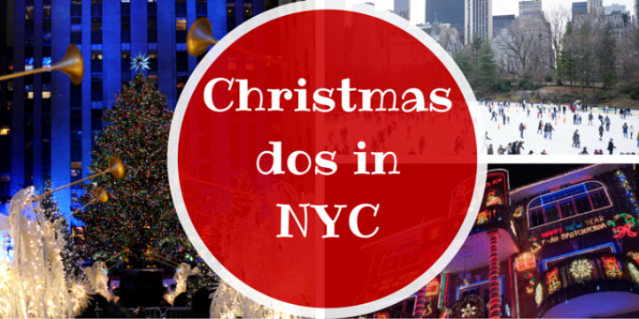 5e2f9081a Christmas 'Dos' in NYC