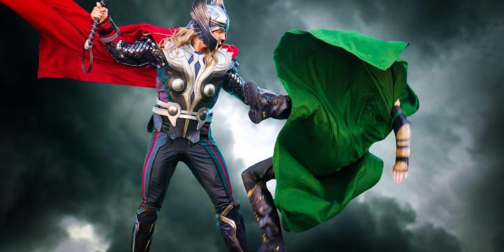 Celebrate Marvel Season of Super Heroes at Disneyland Paris