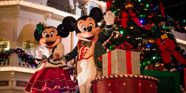 tickets now on sale for mickeys very merry christmas party at magic kingdom park - Disney Christmas Party Tickets