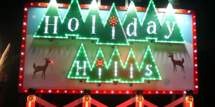 Busch Gardens Christmas Town Celebrates the Joy of the Season