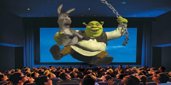 Universal Orlando Celebrates Shrek 4 D S Tenth Birthday