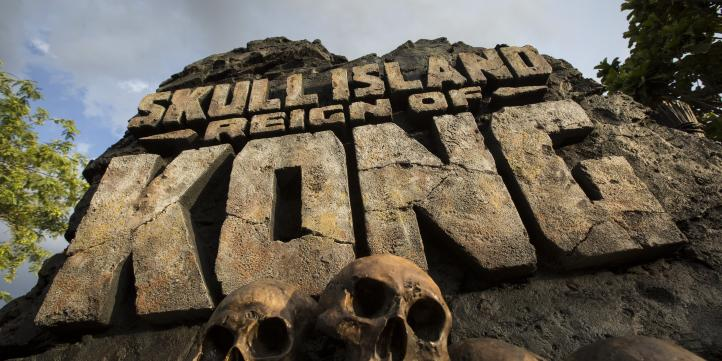 Skull Island Reign Of Kong Ride Cost
