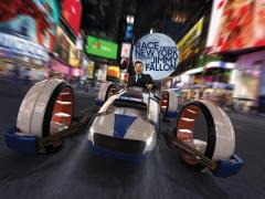 Race Through New York with Jimmy…Who?