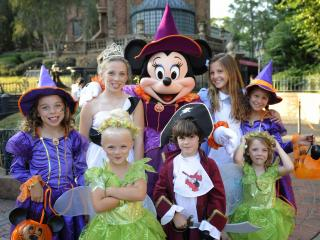 Spooky Surprises Await at Mickey's Not So Scary Halloween Party Disney's favourite family-friendly seasonal event is back!