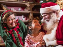 Santa Claus is Coming to...Busch Gardens!