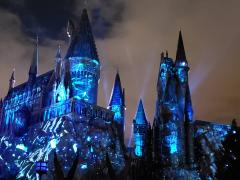 dark arts hogwarts castle universal orlando resort