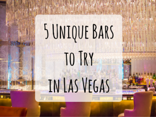 5 Unique Bars to Try in Las Vegas
