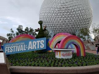 What's New At Epcot's Festival of the Arts