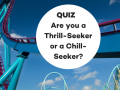 QUIZ: Are you a THRILL-SEEKER or a CHILL-SEEKER?