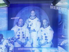 Heroes & Legends Set to Launch at the Kennedy Space Center