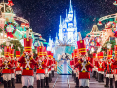 How to Celebrate Christmas at Walt Disney World