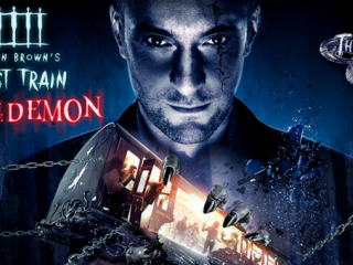 Experience Derren Brown's Ghost Train: Rise of the Demon at Thorpe Park!