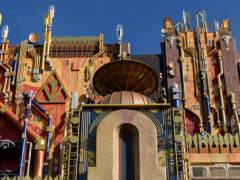 Guardians of the Galaxy- Mission: BREAKOUT Ride Now Open!