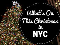 New York City: What's On This Christmas?