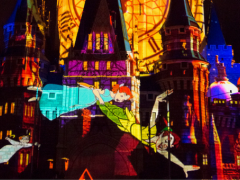 The Magic Kingdom Welcomes New 'Once Upon a Time' Projection Show!