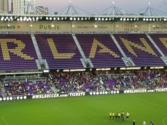 Feel The Sound Of An Orlando City Game!
