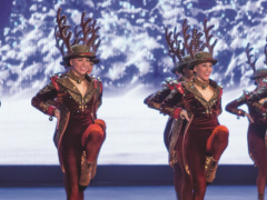 The Radio City Christmas Spectacular is Back