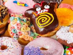 Sneak Peek at the Mouth-watering Menu for Voodoo Doughnut