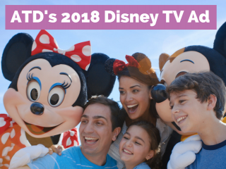 Have You Seen Our 2018 Disney TV Advert?