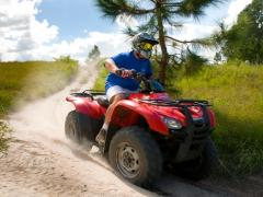 Go Off-Road For Four-Wheel Fun By ATD's Florida experts Susan & Simon Veness