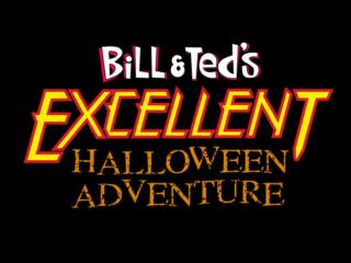 Bill and Ted's Excellent Halloween Adventure in LAST EVER Halloween Horror