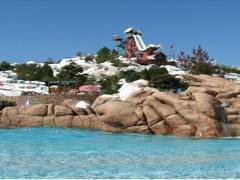Disney World's Blizzard Beach Water Park