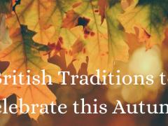 british autumn traditions