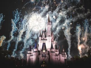 Cinderella Castle Walt Disney World